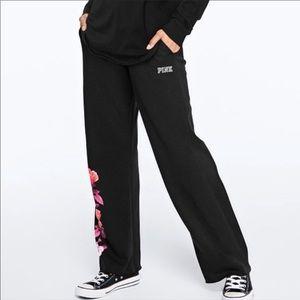 NWT PINK Victorias Secret Boyfriend Sweatpants